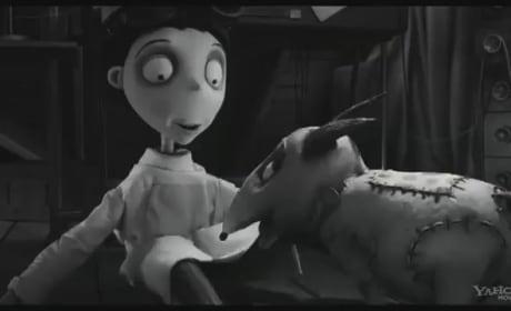 Frankenweenie Clip: You're Alive!