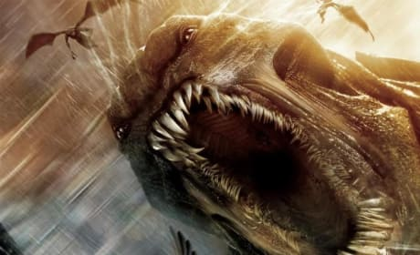 Count the Kraken's Teeth on the New Clash of the TItans Posters