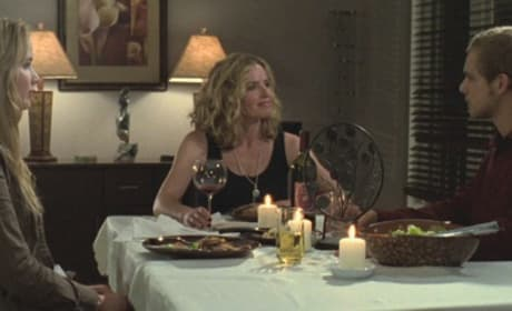 Jennifer Lawrence, Elizabeth Shue and Max Thieriot House at the End of the Street