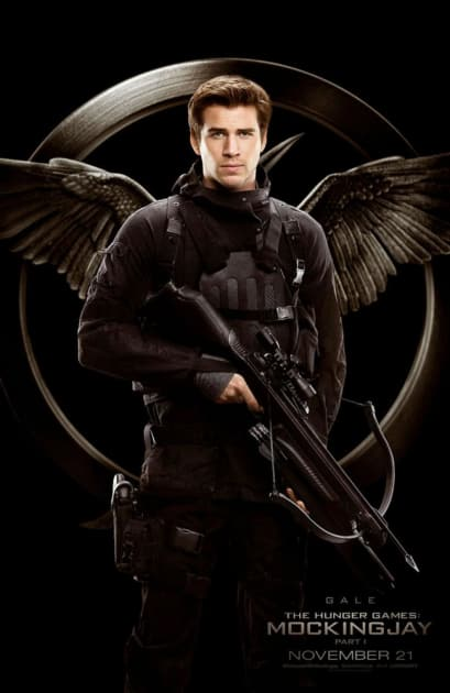 Gale Character Poster