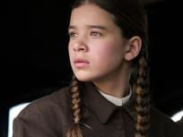 Hailee Steinfeld as Mattie Ross