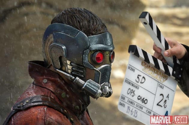 Guardians of the Galaxy Star Lord Picture