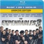 The Expendables 3 Blu-Ray