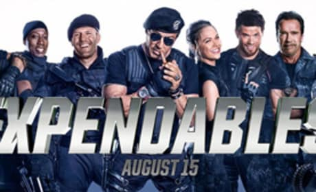 The Expendables 3 Cast Banner