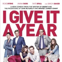 I Give it a Year DVD