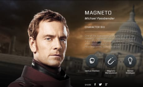 X-Men Days of Future Past Young Magneto Bio Banner