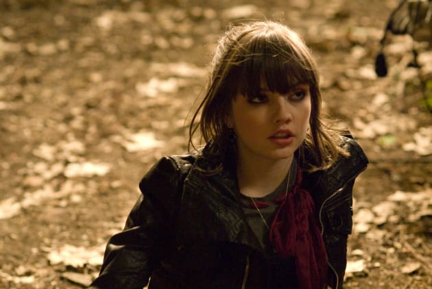 Emily Meade as Fang in My Soul to Take
