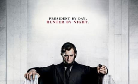 Abraham Lincoln Vampire Hunter: Vamp Slayer in Chief Poster