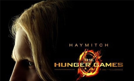 The Hunger Games: Haymitch Character Poster