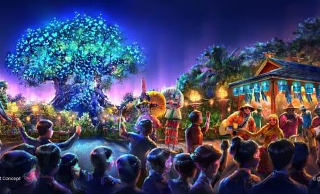 Avatar Park Concept Art