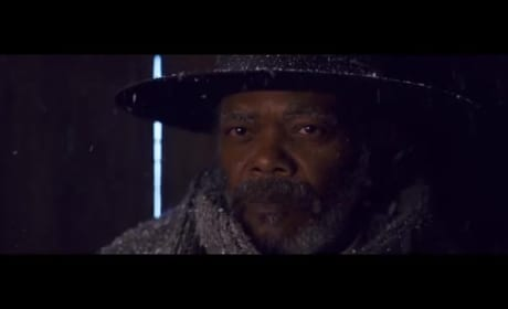 The Hateful Eight: Watch the First Trailer for Quentin Tarantino's Latest!