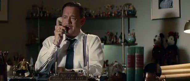 Tom Hanks Saving Mr. Banks