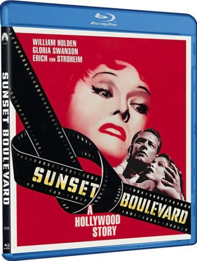 Sunset Boulevard Blu-Ray