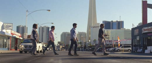 Wolfpack Image The Hangover Part III