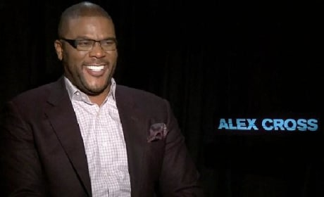 Alex Cross: Tyler Perry on Taking Over For Morgan Freeman