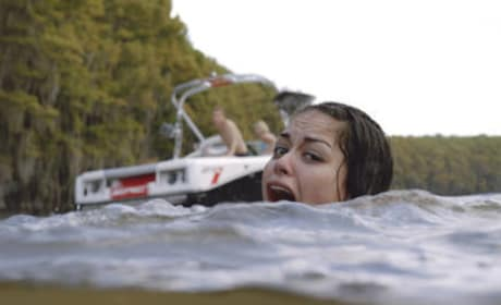 Alyssa Diaz Stars in Shark Night 3D