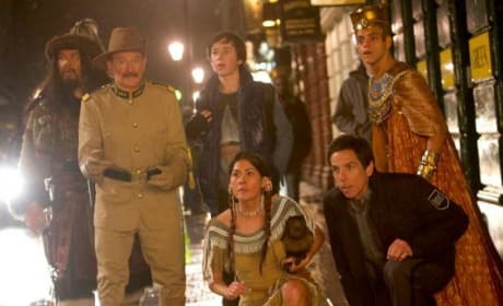 Night at the Museum: Secret of the Tomb Ben Stiller Robin Williams