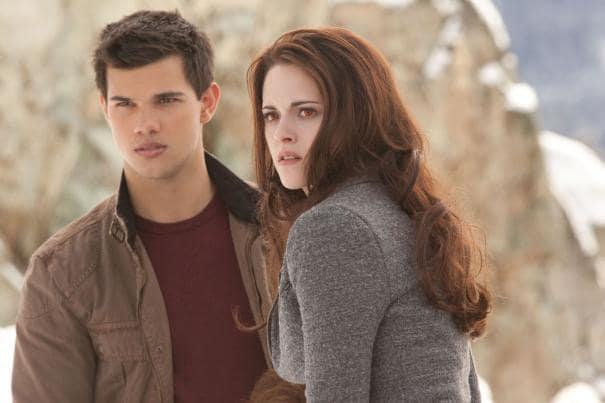 Breaking Dawn Part 2 Kristen Stewart Taylor Lautner