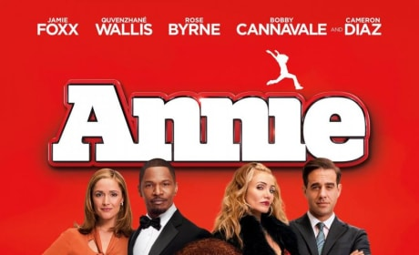 Annie: Poster Shows Off All Star Cast!