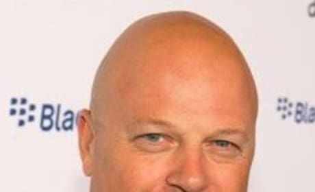 Michael Chiklis Has an Eagle Eye
