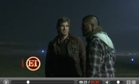 The A-Team set footage!