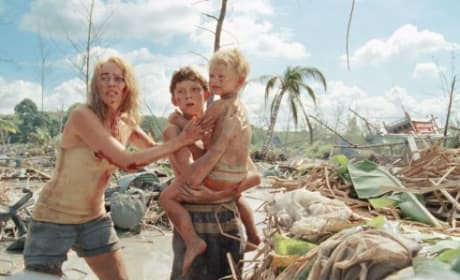 Naomi Watts Tom Holland The Impossible
