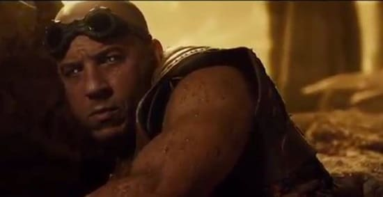 Vin Diesel's Riddick