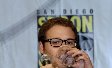 Pineapple Express Stars Come Out for Comic-Con