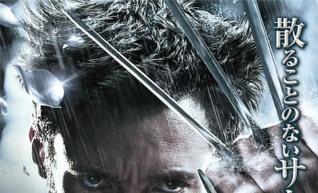 The Wolverine Japanese Poster: Here Comes the Samurai!
