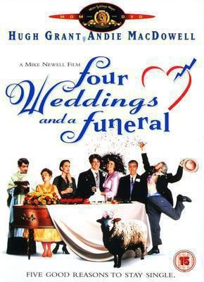 Four Weddings and a Funeral Picture