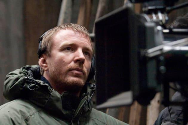 Guy Ritchie Directs Sherlock Holmes