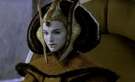 Natalie Portman in Star Wars Episode 1: The Phantom Menace