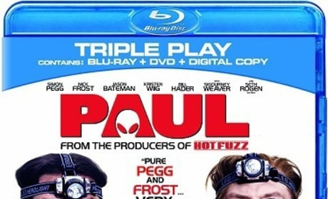 DVD Release: Paul, Your Highness, Mars and More!