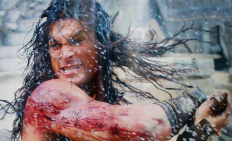 See Jason Momoa in Action as the New Conan!