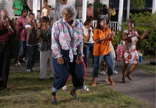 Diary of a Mad Black Woman Tyler Perry