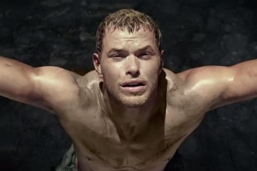Kellan Lutz is Hercules