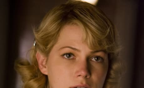 Michelle Williams as Dolores
