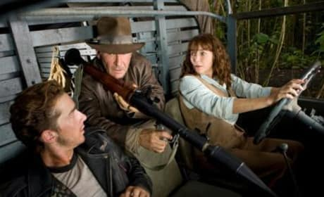 Indiana Jones and the Kingdom of the Crystal Skull Still Shot