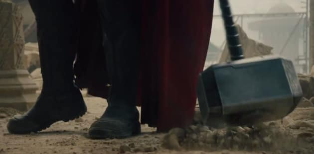 Avengers Age of Ultron Thor Hammer