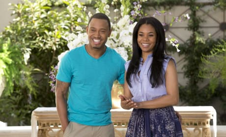 Think Like a Man Too Regina Hall Terrence Jenkins