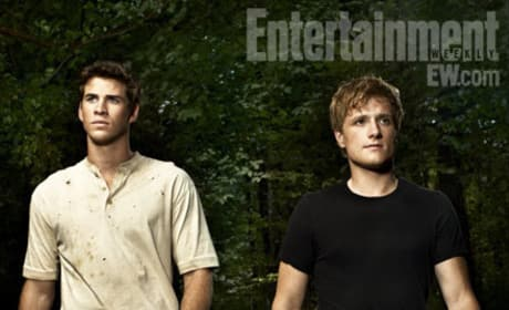 Peeta and Gale Take a Walk in the Woods