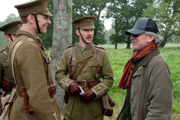 War Horse Steven Spielberg Tom Hiddleston Benedict Cumberbatch