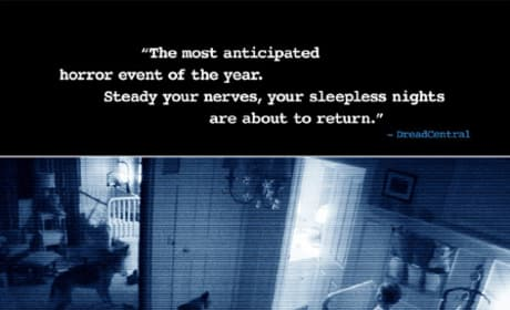 Paranormal Activity 2 Gets a Poster!