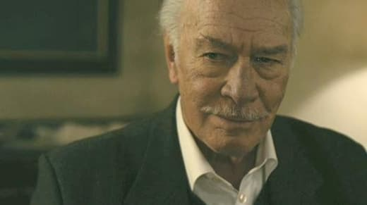 Christopher Plummer in Girl with the Dragon Tattoo