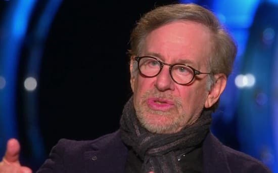 Steven Spielberg Jurassic World Photo