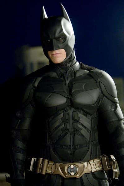 Christian Bale is Batman