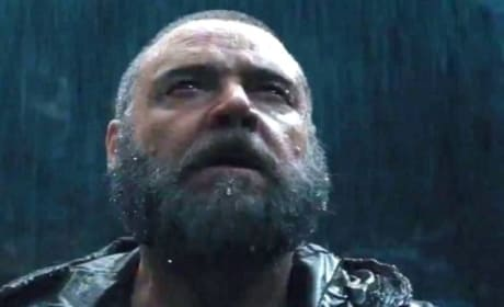 Noah Trailer: Russell Crowe Gets Biblical