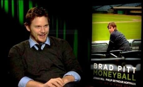 Exclusive: Moneyball Star Chris Pratt Video Interview
