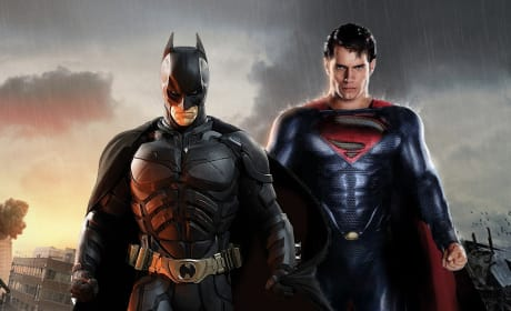 Batman and Superman Photo