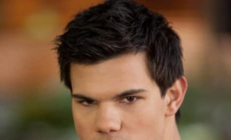 BreakingDawn Part 2 Star Taylor Lautner